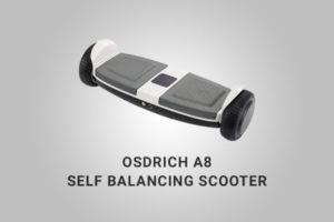 OSDRICH A8 Self Balancing Scooter