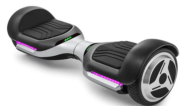 Spadger G1 Auto-Balancing Hoverboard Review