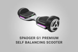Spadger G1 Premium Self Balancing Scooter