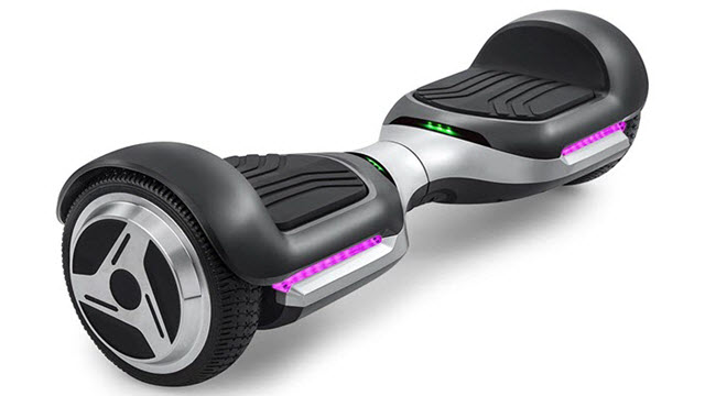 Spadger G1 Premium Hoverboard Review
