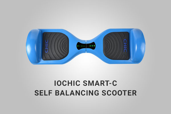 IOCHIC SMART-C Hoverboard Review