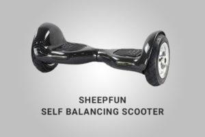 Sheepfun Self Balancing Scooter
