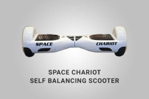 Space Chariot Self-Balancing Scooter