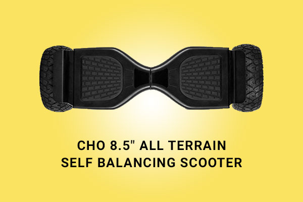 CHO 8.5″ inch hoverboard review