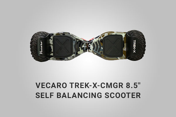 Vecaro TREK-X-CMGR Hoverboard Review