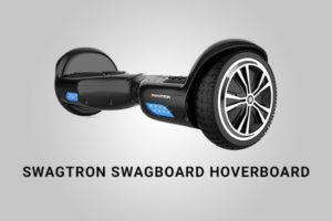 Swagtron Swagboard Twist Self Balancing Scooter