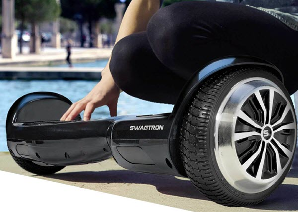 Swagtron T881 self balancing scooter
