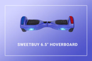 SWEETBUY 6.5″ Self Balancing Scooter