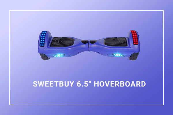 Sweetbuy 6.5 Hoverboard