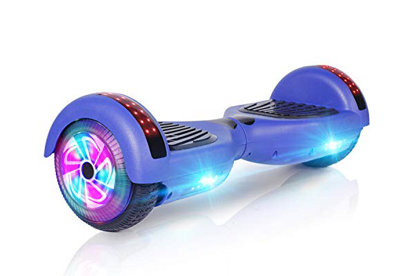 Side View of SWEETBUY Hoverboard