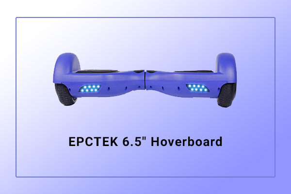 EPCTEK 6.5 inch Hoverboard Review