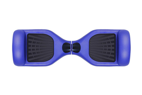 Top View of EPCTEK 6.5 Inch hoverboard