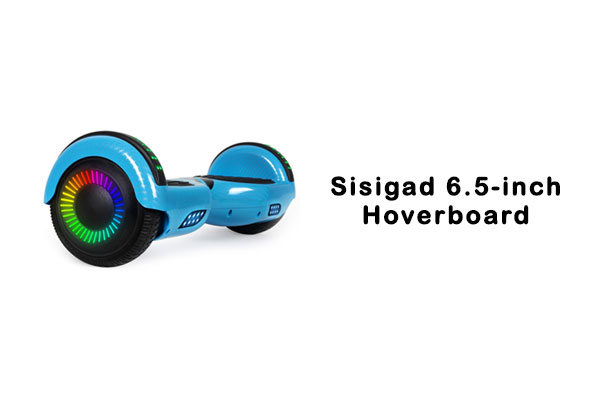 Sisigad 6.5-inch Hoverboard Review