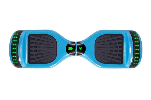 Top View of Sisigad 6.5-inch Hoverboard