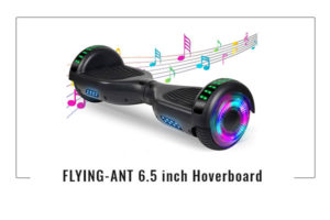 FLYING-ANT 6.5″ Self Balancing Scooter