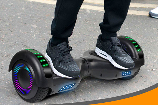 Ride on FLYING-ANT 6.5 inch hoverboard