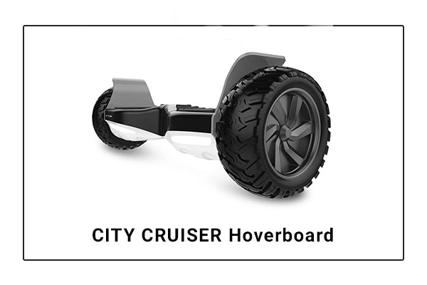 City Cruiser 6.5 inch Self balancing scooter