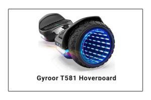 Gyroor T581 6.5″ Self Balancing Scooter