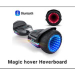 Magic hover hoverboard