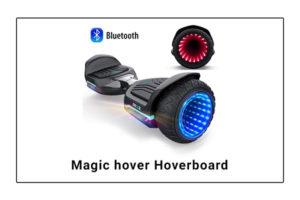 Magic Hover T581 6.5″ Self Balancing Scooter