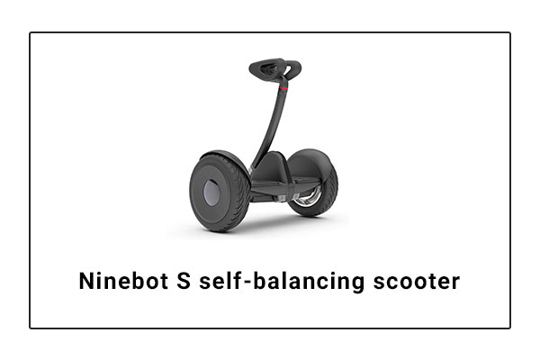 Ninebot S self balancing scooter