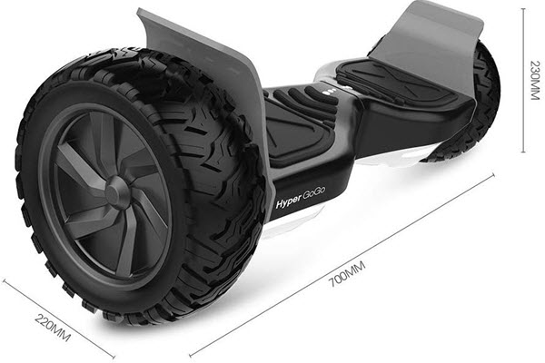 HYPER GOGO 8.5 inch self balancing scooter