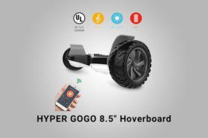 HYPER GOGO 8.5″ Self Balancing Scooter