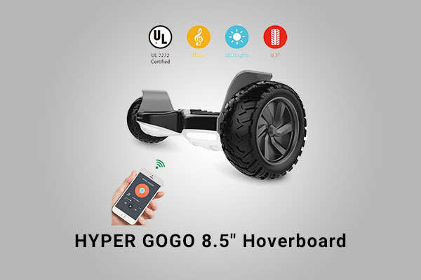 Hyper GoGo 8.5 inch Hoverboard Review