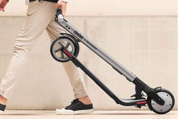 Ninebot ES2 Electric Kick scooter