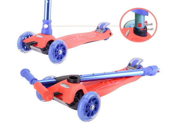 Wonder View scooter for kids