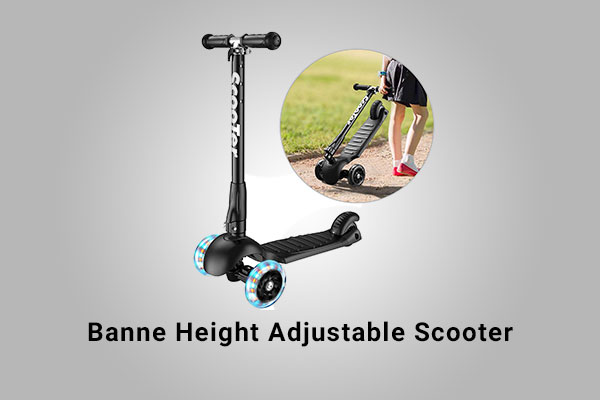 Banne Kick Scooter [Review]