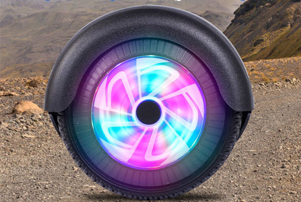 Wheel of LIEAGLE Hoverboard