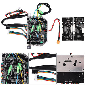 Alomejor Balancing Motherboard Circuit Board Set