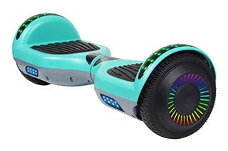 Sisigad Pure Color Bluetooth Hoverboard
