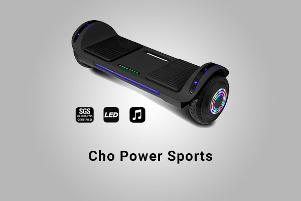 Cho Power Sports Hoverboard