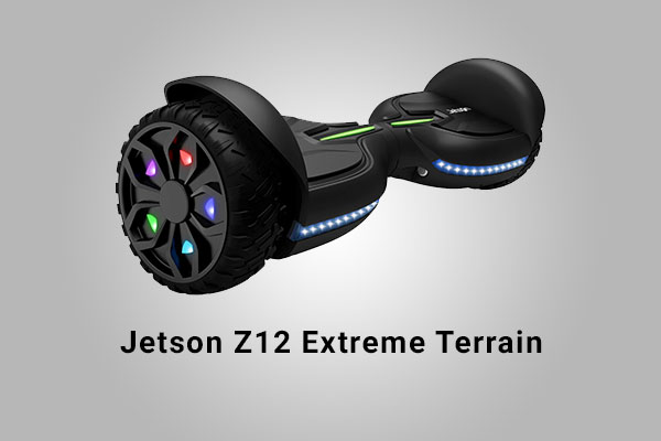 Jetson Z12 Hoverboard Review