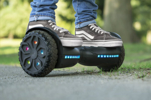 Ride on jetson z12 hoverboard