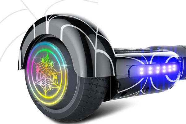 Cho Colorful Wheels