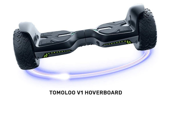 Tomoloo V1 Hoverboard Review