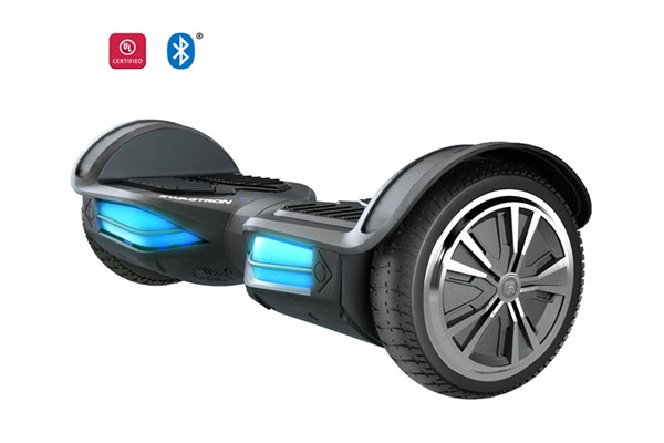 Swagtron Elite Bluetooth Hoverboard