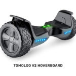 Tomoloo v2 hoverboard review