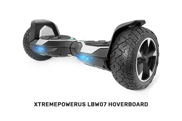 XtremepowerUS LBW07 Hoverboard Review