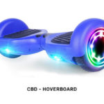 CBD Hoverboard Review