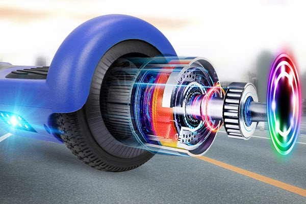 CBD Hoverboard Wheel
