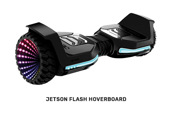 Jetson flash hoverboard review
