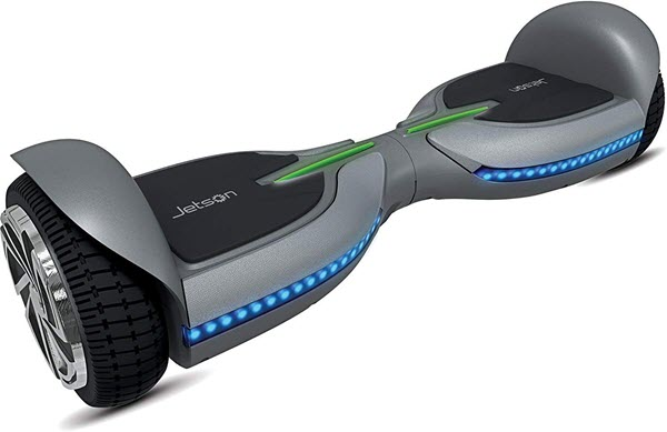 Jetson z5 eclipse self balancing scooter