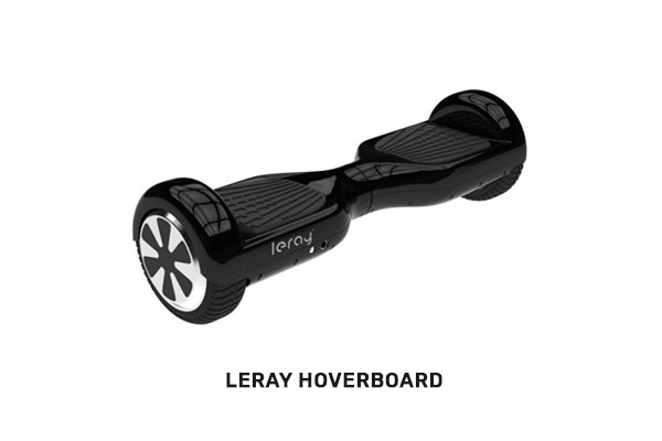 Leray Hoverboard Review | The Self Balancing Scooters