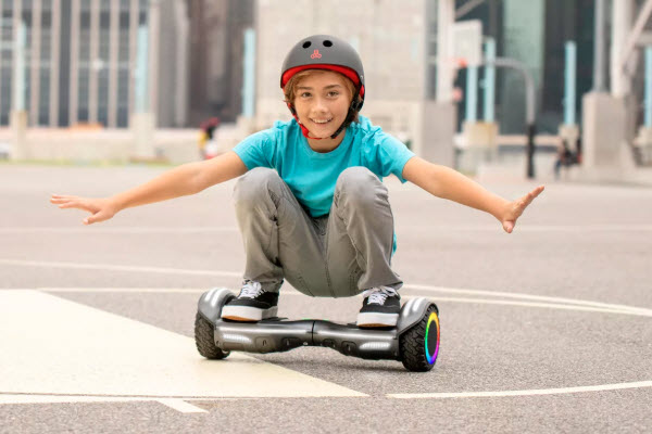 Ride on Jetson X10 Hoverboard