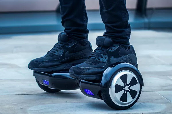 Ride on RioRand Hoverboard