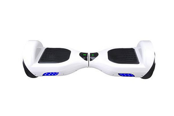 Sideview of Hover Way Maxx Hoverboard